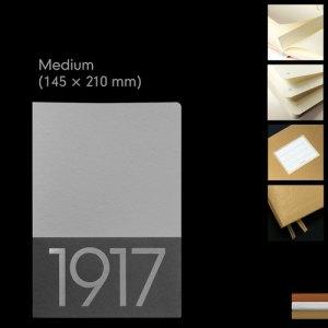 Metallic Notizbuch von Leuchtturm1917