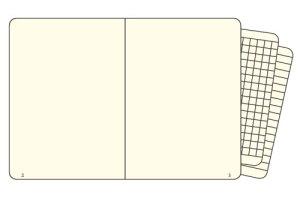 Werbegeschenk Leuchtturm 1917 Notizbuch Blanko