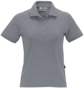Poloshirt bedrucken grau