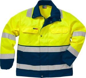 Warnschutzbekleidung Jacke