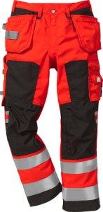 Warnschutzbekleidung Funktionsbundhose