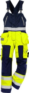 Warnschutzkleidung Funktionslatzhose