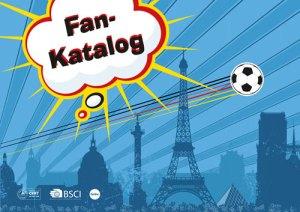 Fussball-Fanartikel-Katalog WM 2018