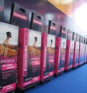 Werbeartikel Messe-Papp-Trolley