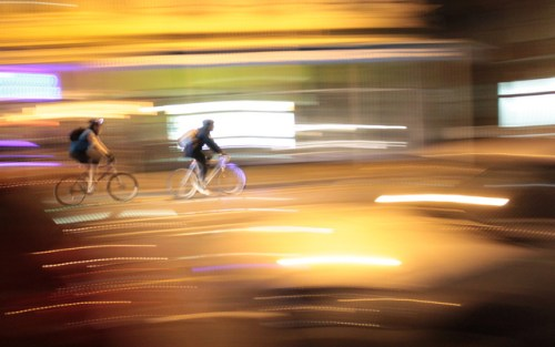 Bicycle Journalism of Joshua Samuel Brown