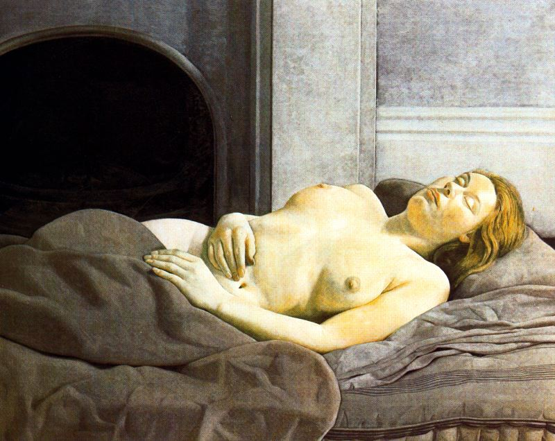 sleeping-nude