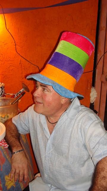 El mago de la alegría Jorge Cancio.