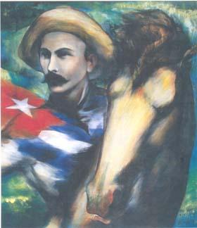 Nuestro Héroe José Martí.