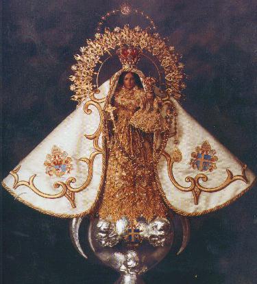 Virgen de la Caridad del Cobre, en tu día...