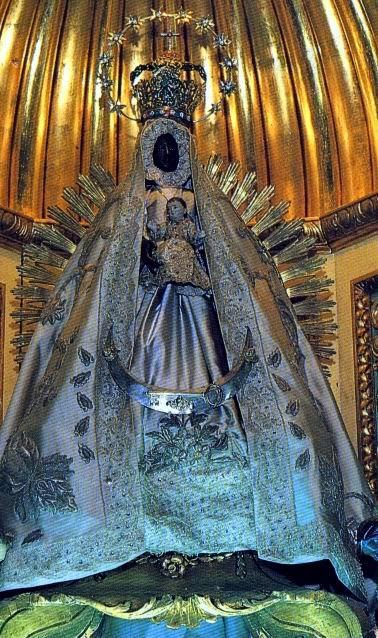 Nuestra Virgen de Regla, Yemayá.