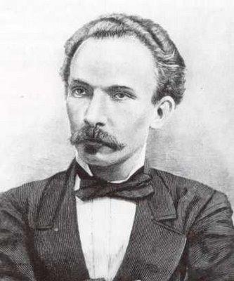 El escritor de La Edad de Oro, José Martí.