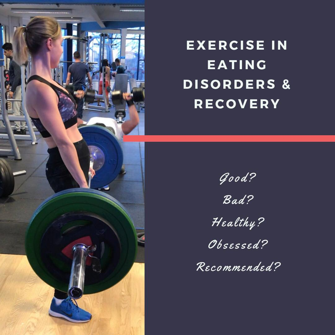 Exercise In Eating Disorder Recovery Helpful Or Harmful