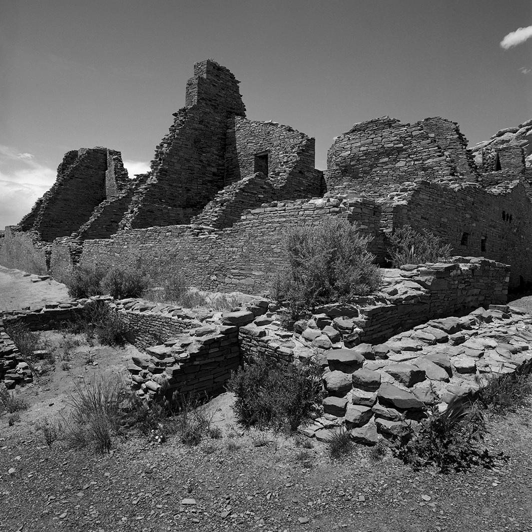 Pueblo Bonito, New Mexico, 2007