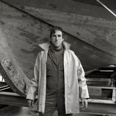 Galicia, José Manuel, carpintero de ribera, 2016
