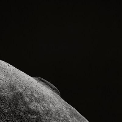 Roca zoomorfa, Corrubedo, A Coruña, 1987