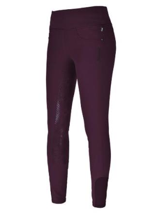 Kingsland Damenreithose Katja red port royal