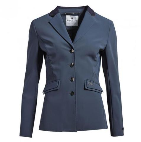 Kingsland Classic Turnierjacket Elvira Master navy