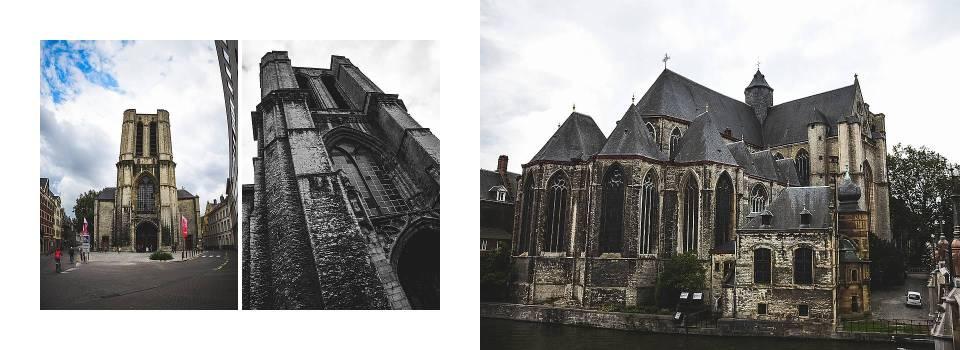 Descubre Gante - Sint Michielskerk