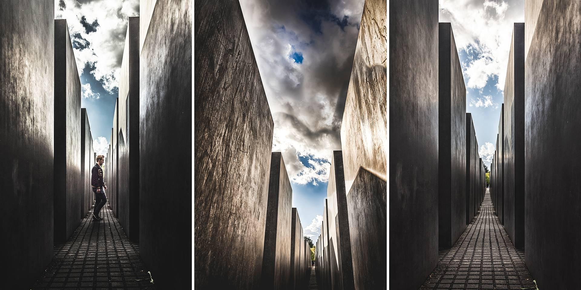 Live your Life - Descubre Berlín - Holocaust Mahnmal