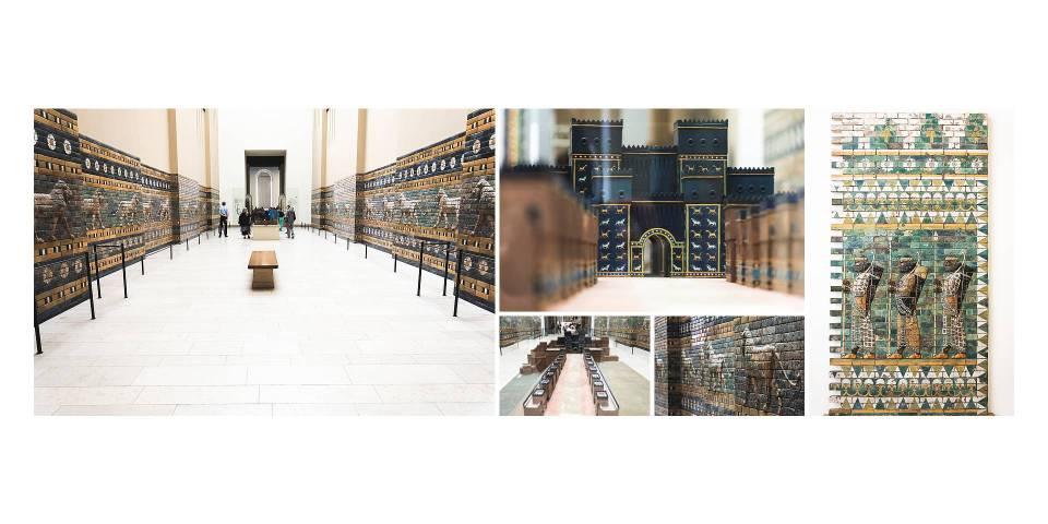 Live your Life - Descubre Berlín - Museo de Pérgamo - Puerta de Ishtar