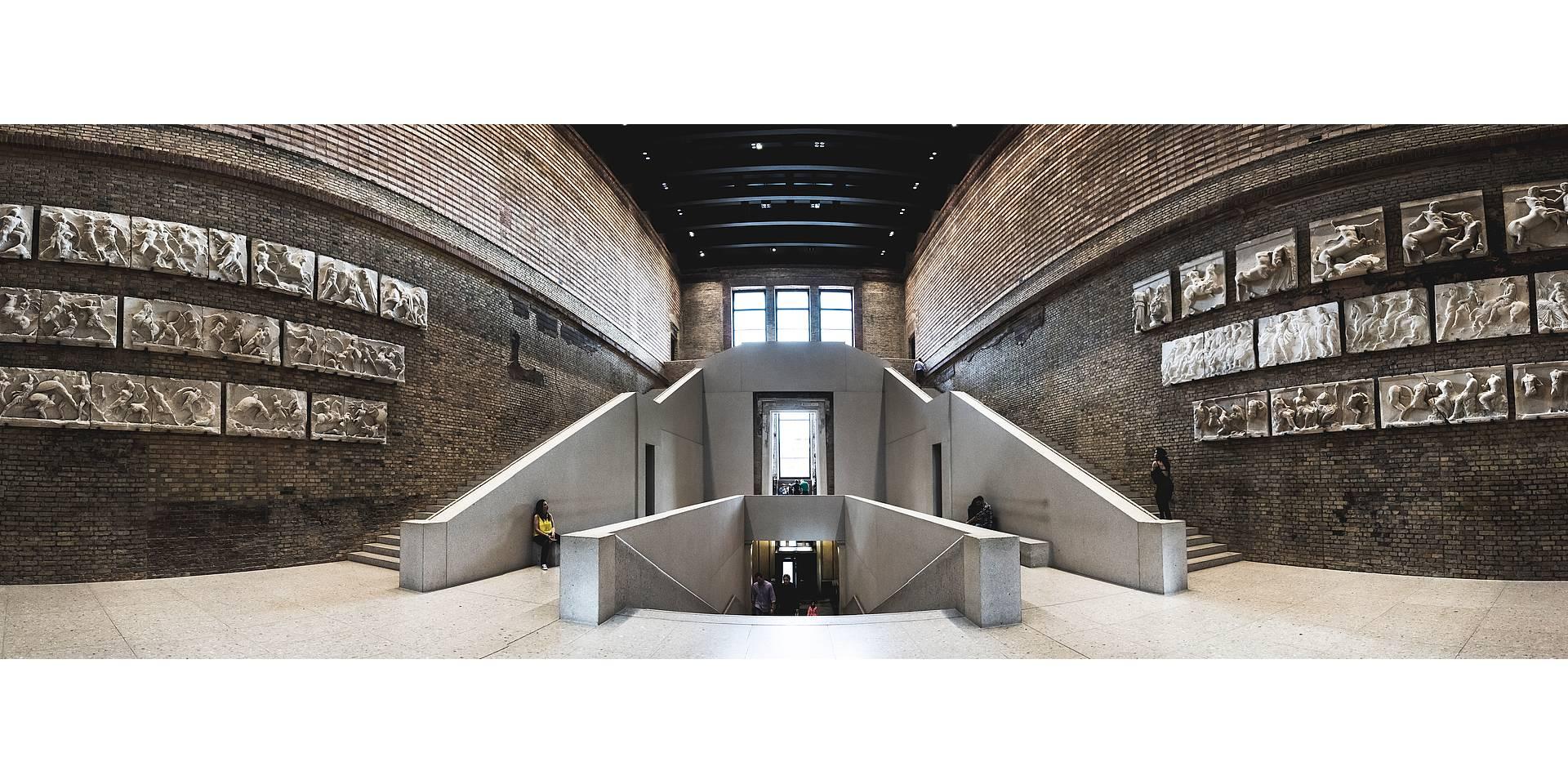 Live your Life - Descubre Berlín - Neues Museum