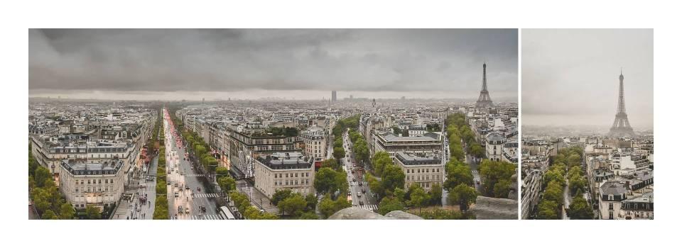 Live your Life - París - Arc du Triomphe