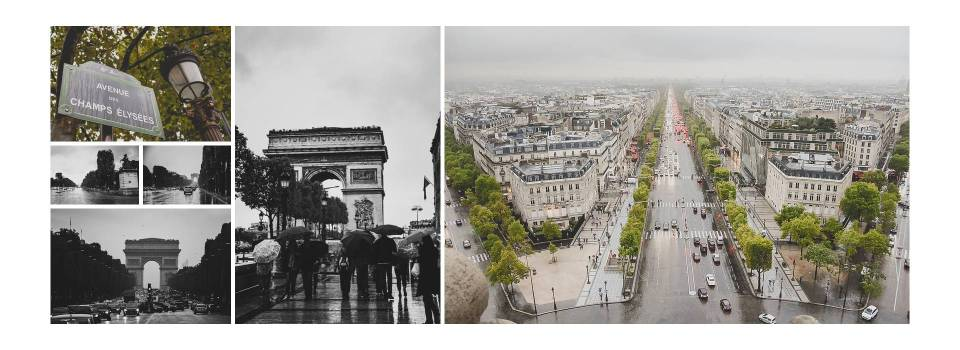 Live your Life - París -Champs Élysées