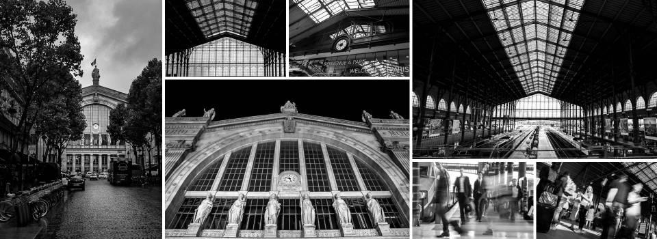 Live your Life - París - Gare du Nord