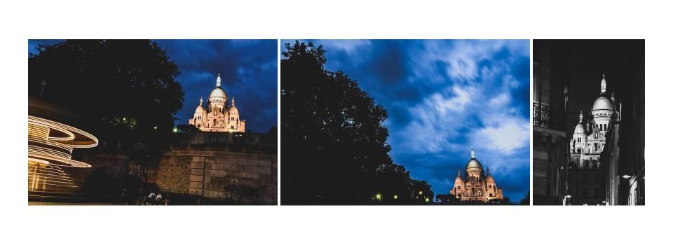 Live your Life - París - Montmartre -Sacré Coeur