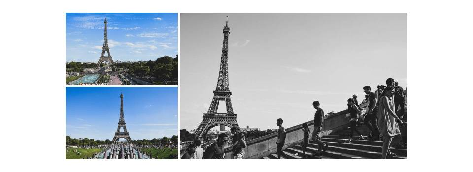 Live your Life - París - Tour Eiffel