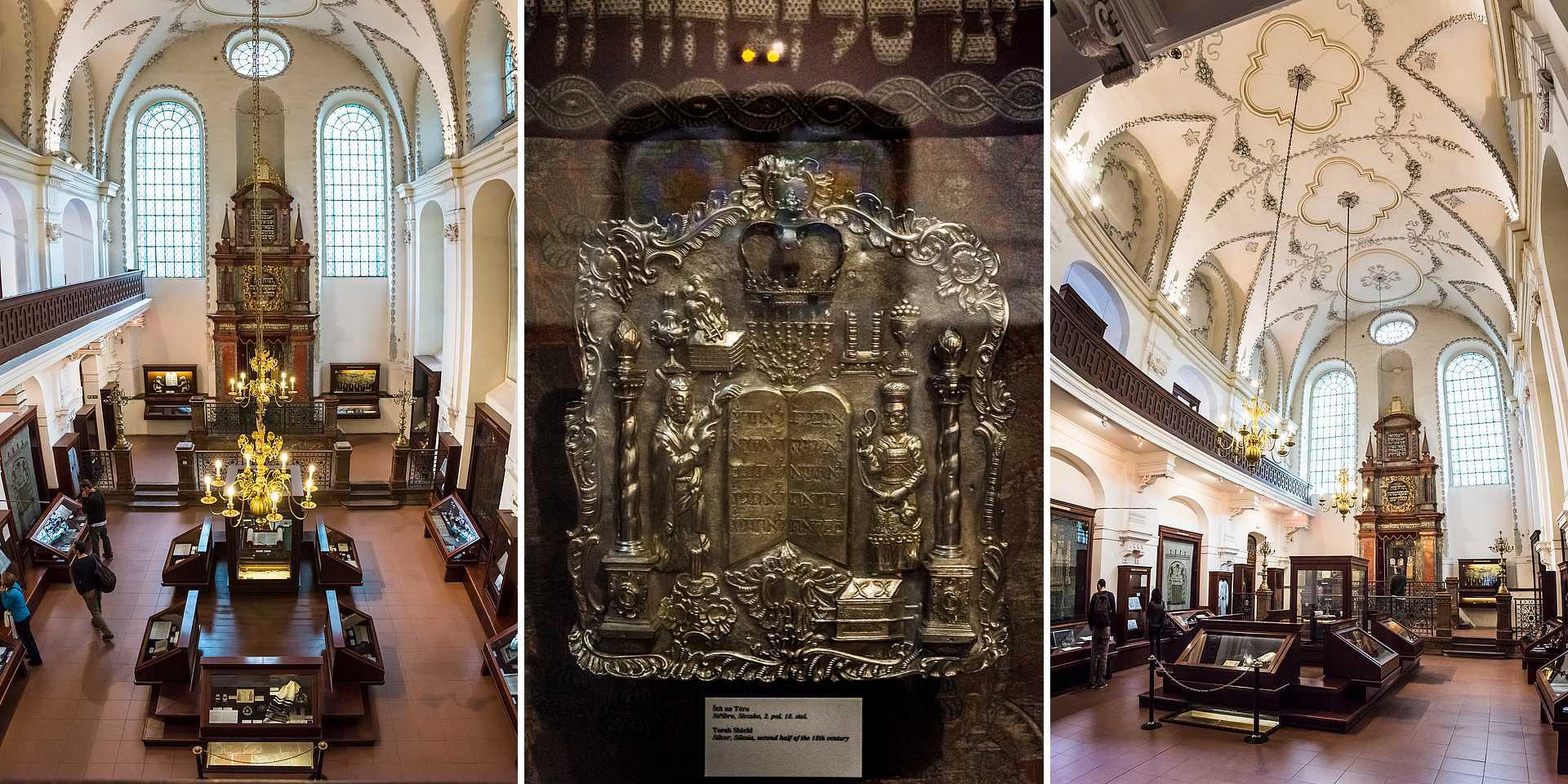 Live your Life - descubre Praga - Maiselova synagoga