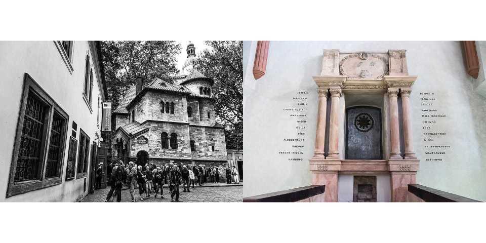 Live your Life - descubre Praga - Pinkasova synagoga