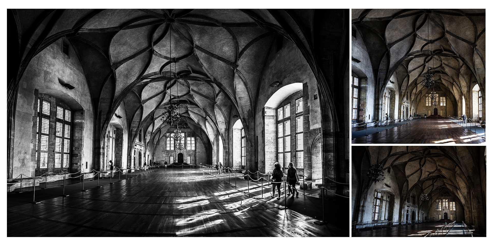 Live your Life - descubre Praga - Prazský hrad - Starý Královský Palác