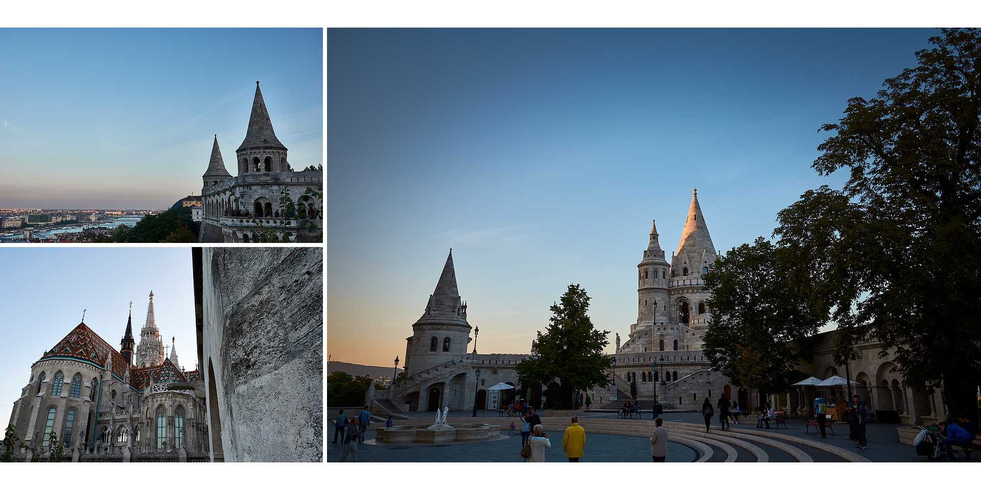 Live your Life - Descubre Budapest - Bastión de los Pescadores