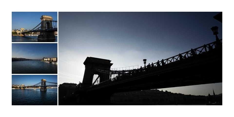 Live your Life - descubre Budapest - Puente de las Cadenas