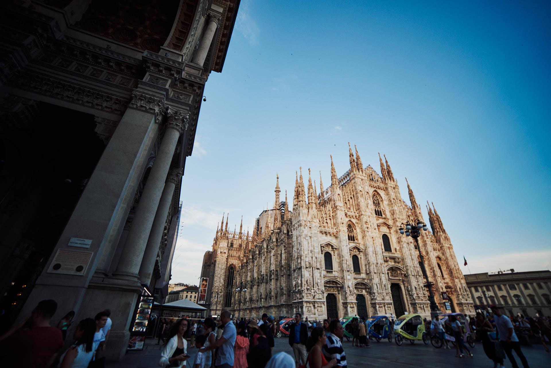 Milán - José Álvarez Fotografía
