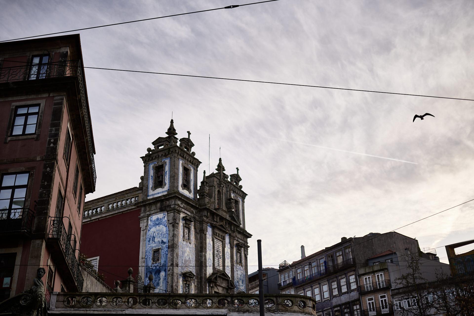 Iglesia de San Ildefonso - Oporto - José Álvarez Fotografía