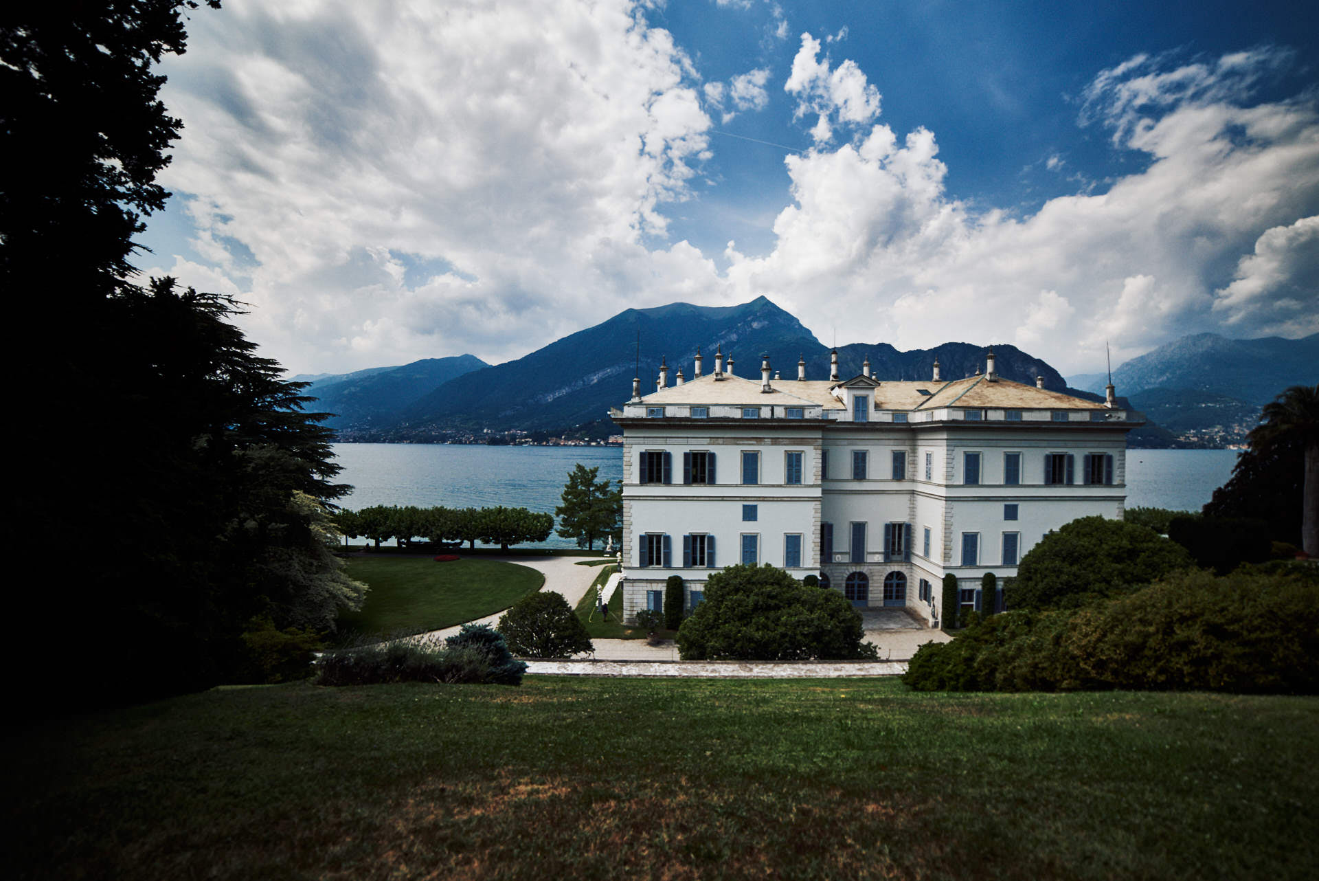 Villa di Melzi - Bellagio - Lago di Como - Milán - José Álvarez Fotografía