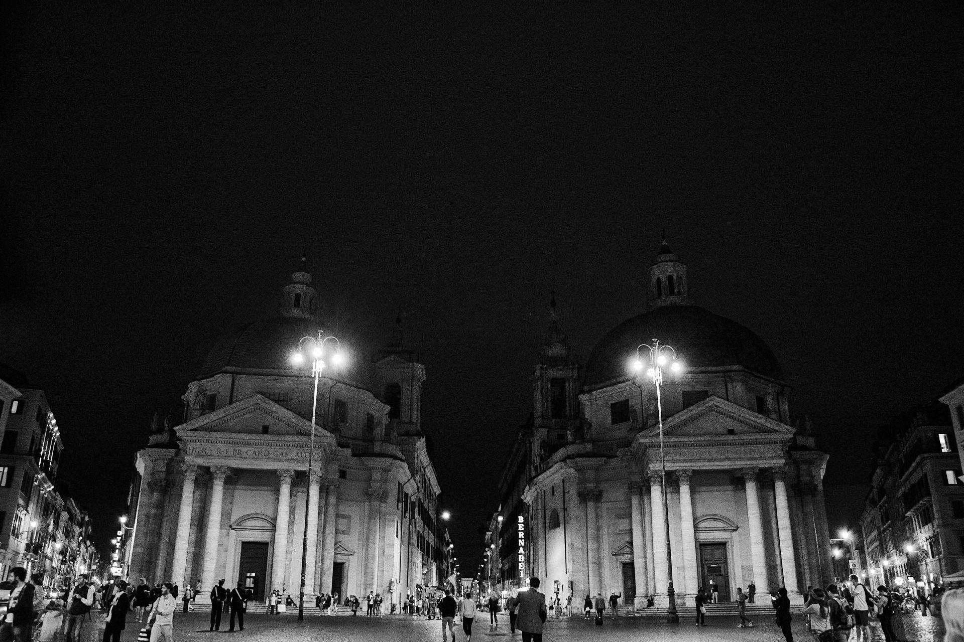 Piazza del Poppolo - Roma - José Álvarez Fotografía