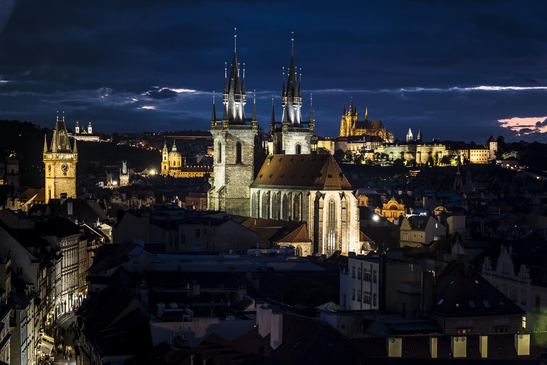 Praga - José Álvarez Fotografía