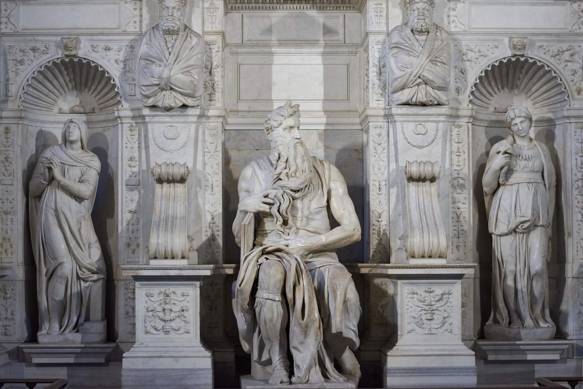 San Pietro in Vincoli - Roma - José Álvarez Fotografía
