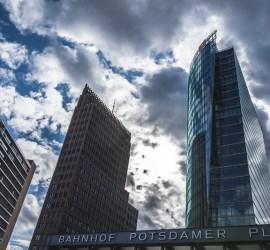 Potsdamerplatz de Berlín