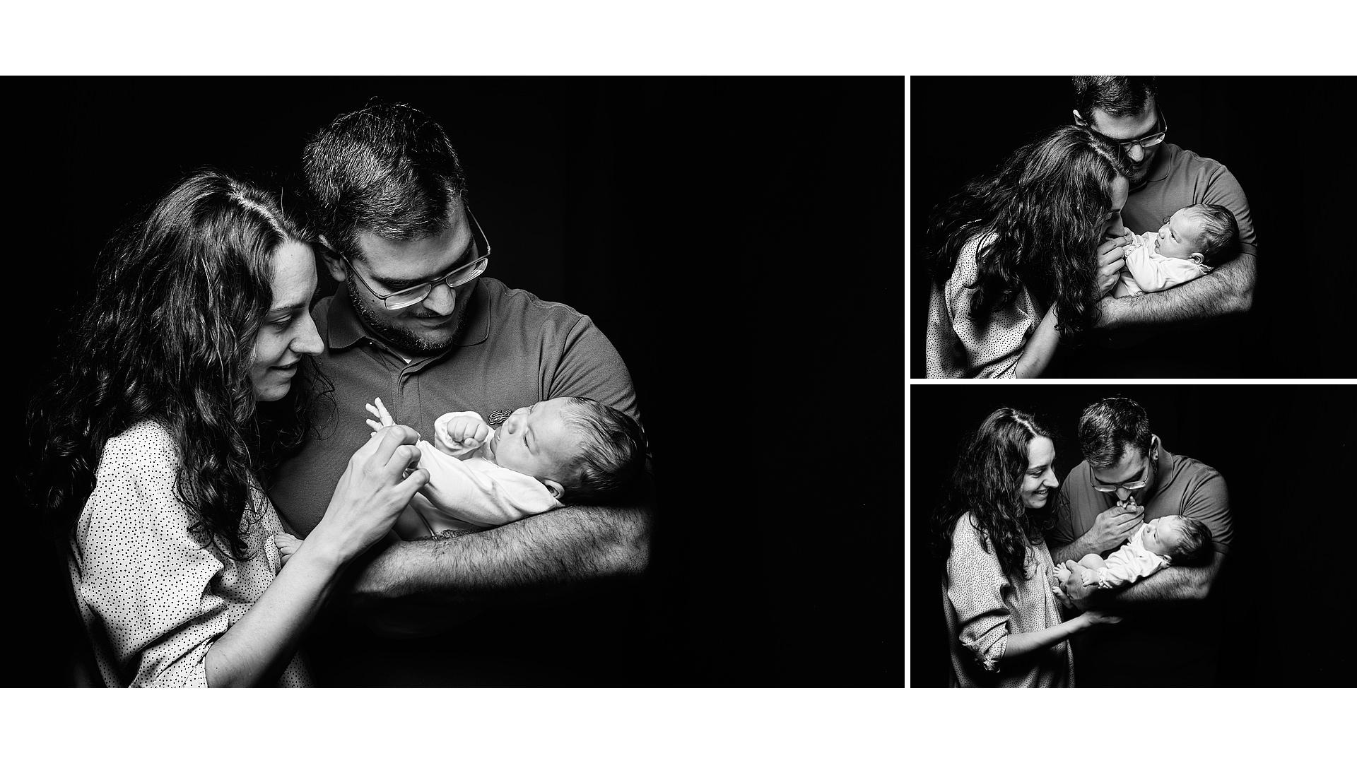 Manuela - Fotografías NewBorn en Toledo - José Álvarez Fotografía