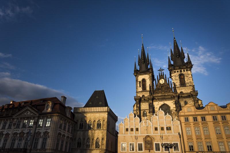 Iglesia de Týn