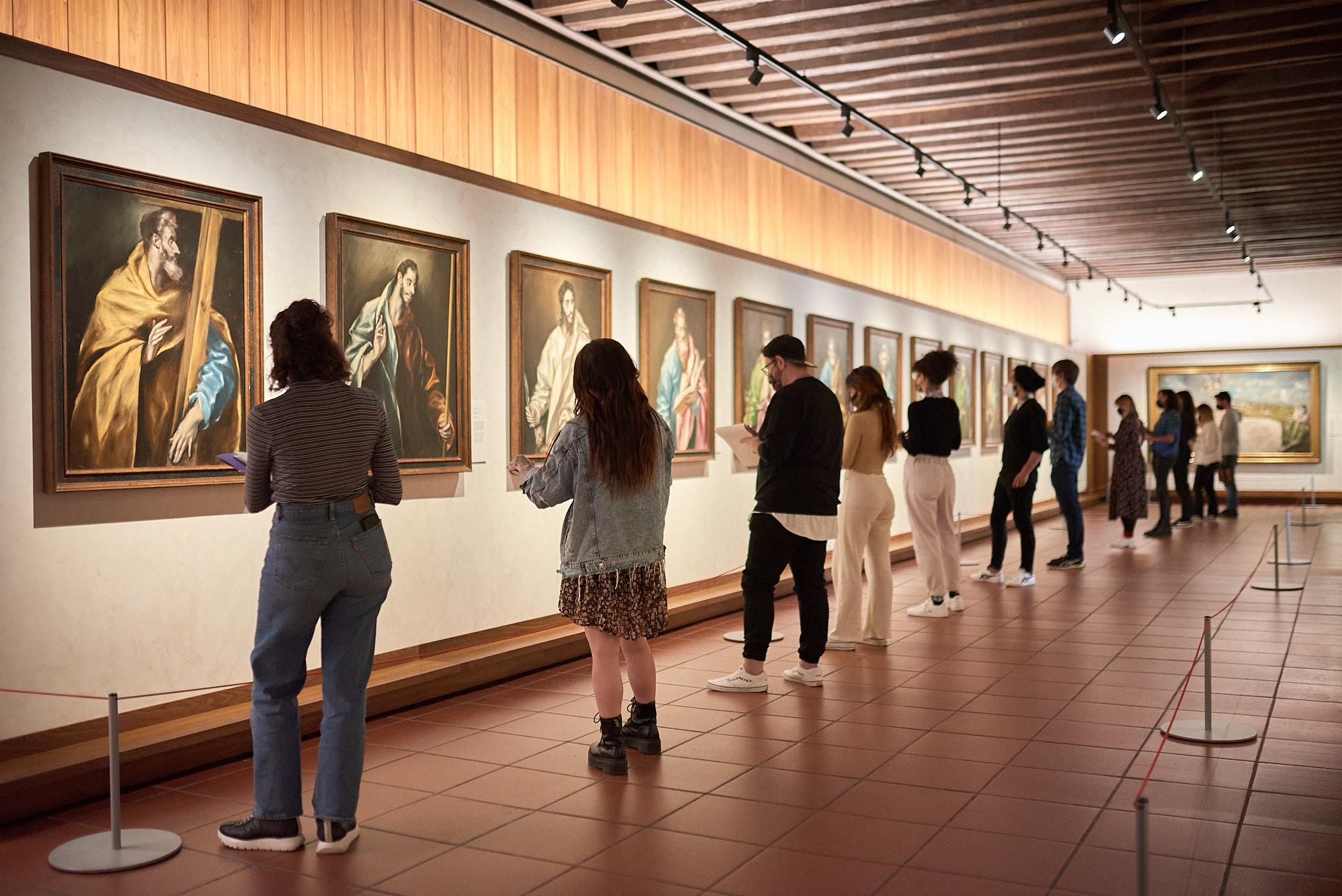 El Greco y sus Apóstoles - Apolo Toledo - José Álvarez Fotografía