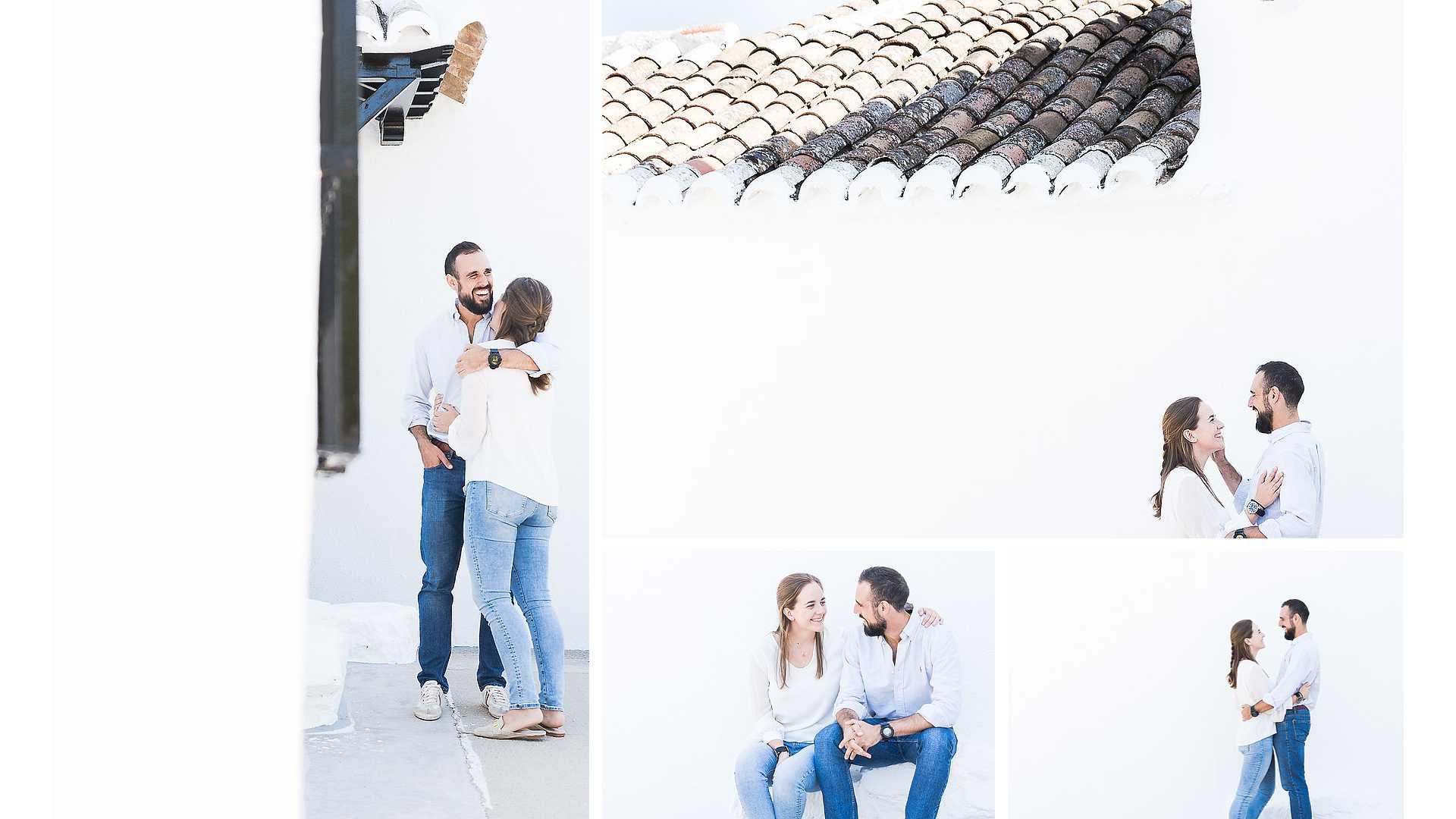 Preboda en Mora. Enrique & Mónica