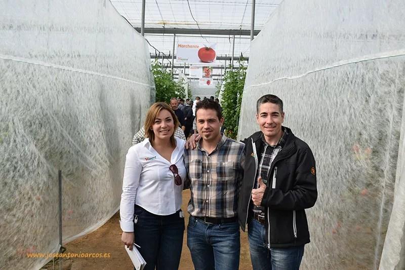 Presentando las nuevas variedades de tomate Hazera