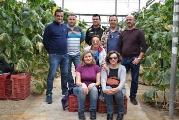 'Agricultura Viva en Acción' en la costa de Granada