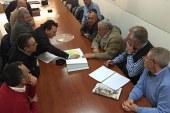 Almería y Granada tienden puentes por el agua