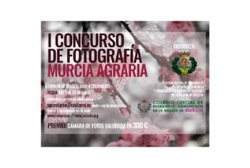 I Concurso de fotografía 'Murcia agraria'